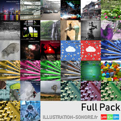 Tools and industries contenu : 34 volumes. Complete library, 72h of ambiances, sounds and foleys