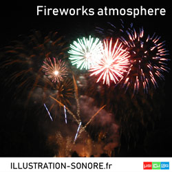 Fireworks atmospheres
