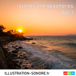Islands and seashores Vol. 1