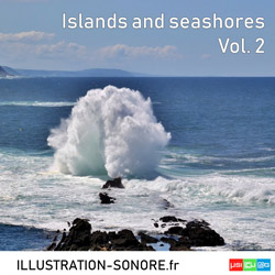 Islands and seashores Vol. 2