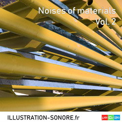 Noises of materials Vol. 2