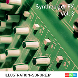 Synthesizer FX Vol. 3