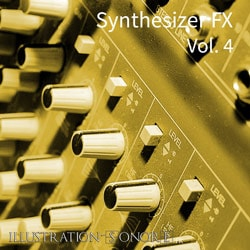 Synthesizer FX Vol. 4